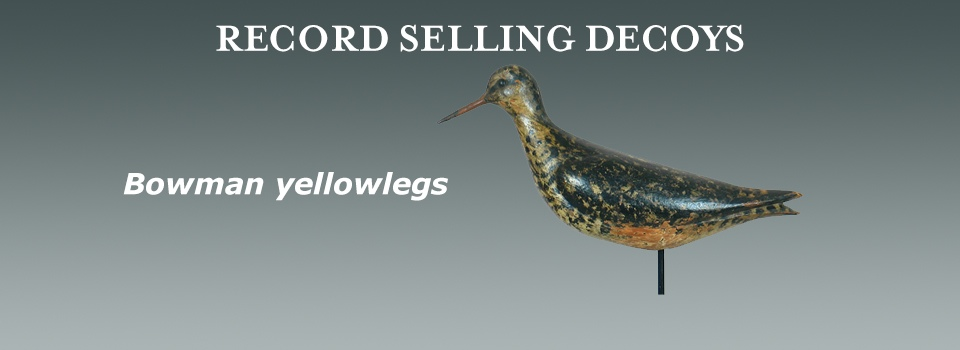 Bowman Yellowlegs marquee