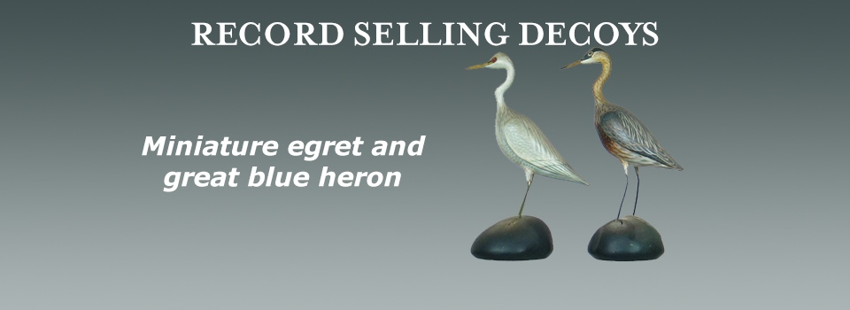 heron and egret marquee