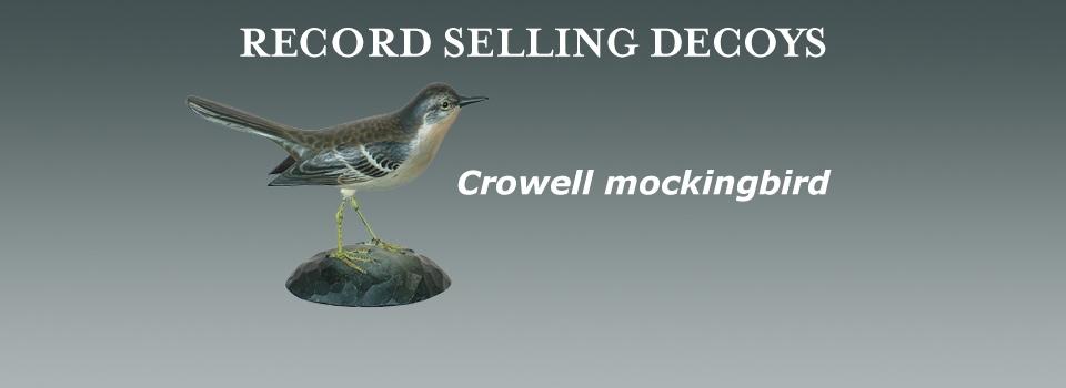 Crowell mockingbird marquee