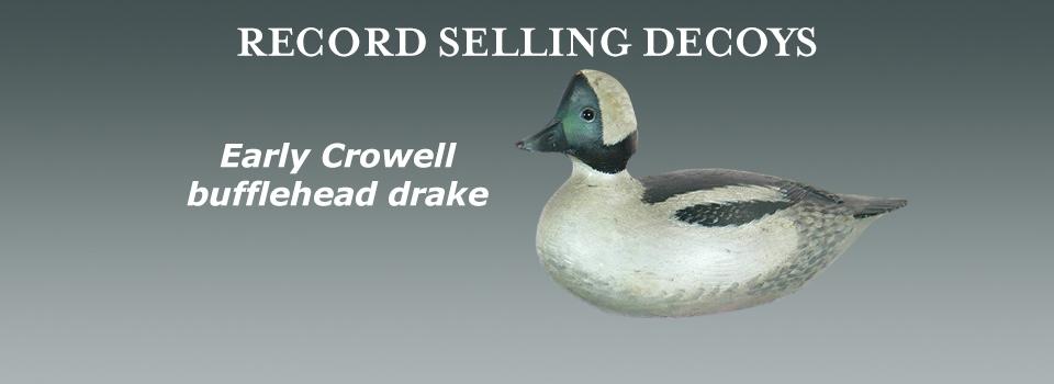 crowell bufflehead